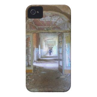 Doors and Corridors 03.0, Lost Places, Beelitz iPhone 4 Case
