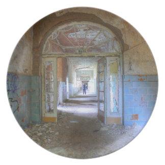Doors and Corridors 03.0, Lost Places, Beelitz Plate