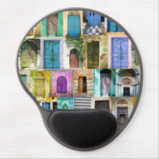 Doors and Windows from Around the World Gel Mouse Mats