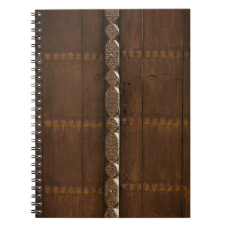 Doors of Arabia Photo Notebook (80 Pages B