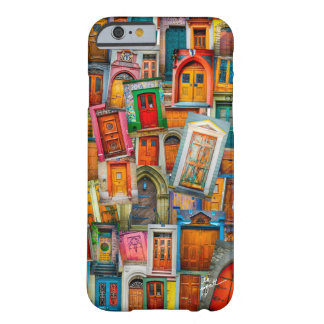Doors of the World Barely There iPhone 6 Case