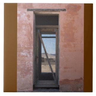 Doors to West Texas Tile