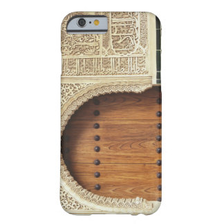 Doorway at the Alhambra palace in Granada, Spain 2 Barely There iPhone 6 Case