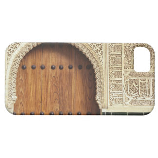 Doorway at the Alhambra palace in Granada, Spain 2 iPhone 5 Cover