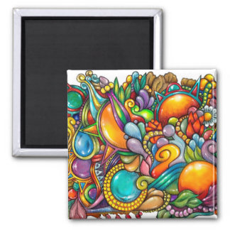 Doozied Doodle Magnets