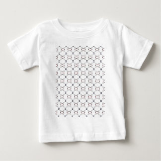 Dopamine Pattern Baby T-Shirt