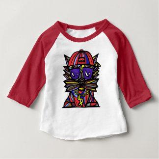 """Dope Evolution"" Baby 3/4 Raglan T-Shirt"