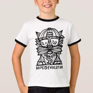"""""""Dope Evolution"""" Boys Ringer Shirt"""
