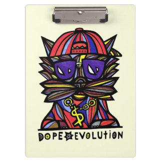 """Dope Evolution"" Clipboard"