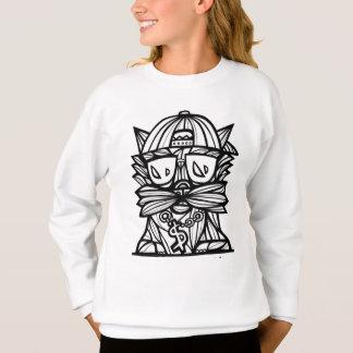 """Dope Evolution"" Girls' Sweatshirt"