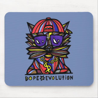 """Dope Evolution"" Mousepad"