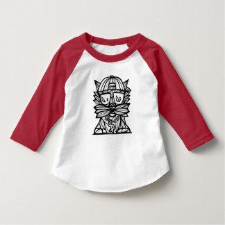"""Dope Evolution"" Toddler Raglan T-Shirt"