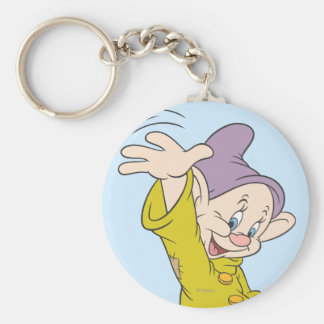 Dopey 4 key ring