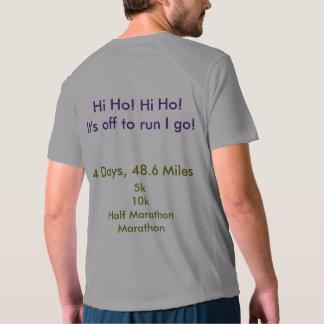 Dopey Challenge in Training T-Shirt
