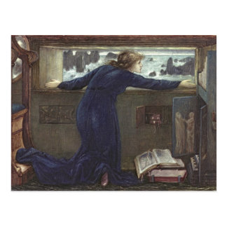 Dorigen of Bretaigne Postcard