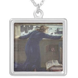 Dorigen of Bretaigne Silver Plated Necklace