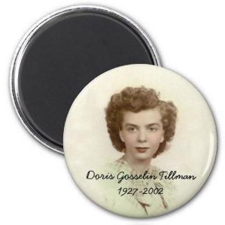 Doris Gosselin Tillman Magnet