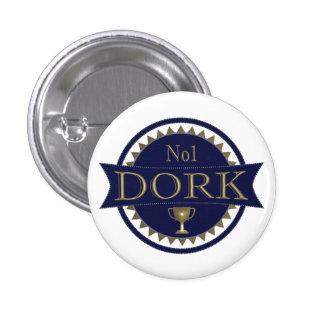Dork Award Round Badge