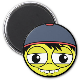 Dork Face Magnet