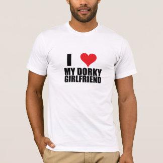Dorky Girlfriend T-Shirt