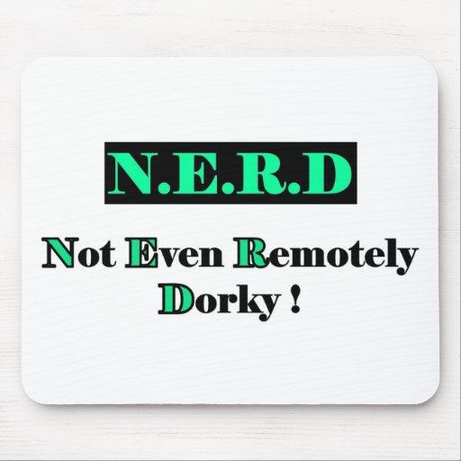 Dorky Nerd Full Mousepad