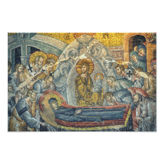 Dormition of the Virgin Photo Print