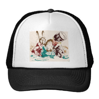 Dormouse in the Teapot Mad Tea Party Cap
