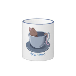 Dormouse Tea Time Mug