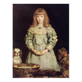 Dorothea Thorpe, 1882 Postcard