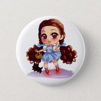 Dorothy 6 Cm Round Badge