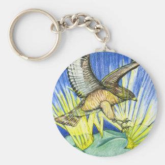 Dorothys Totem Key Ring