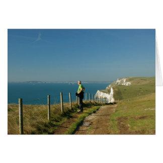 Dorset Coast Card