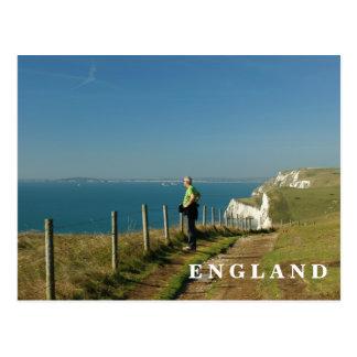 Dorset Coast Postcard