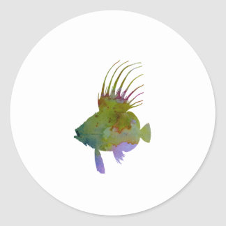 Dory Fish Classic Round Sticker