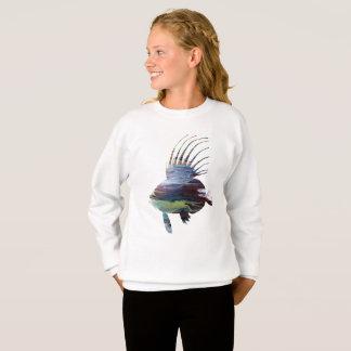Dory fish - Colorful fish art Sweatshirt
