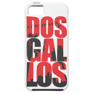 Dos Gallos City of Angels iPhone 5 Case