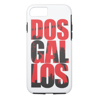 Dos Gallos City of Angels iPhone 7 case