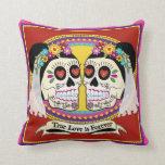 Dos Novias (2 Brides) Personalised Keepsake Pillow