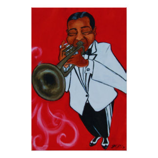 DOSSOME TRUMPET PLAYER POSTERS