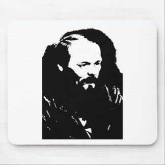Dostoevsky Mouse Pad