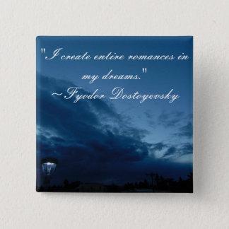 Dostoyevsky Dreams Quote Button
