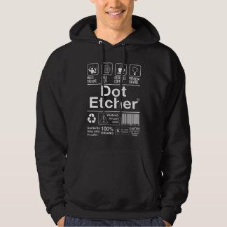 Dot Etcher Hoodie