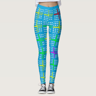 Dot n' lines leggings