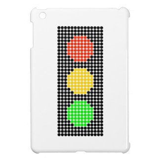 Dot Stoplight iPad Mini Cases