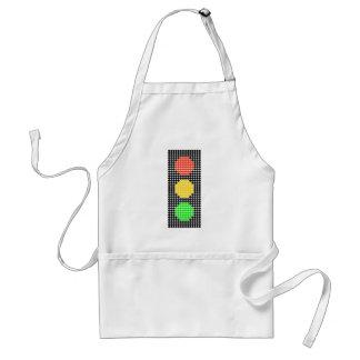Dot Stoplight Standard Apron