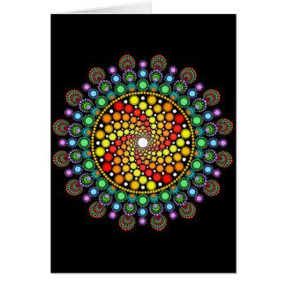 Dot Swirl Card