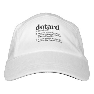 Dotard Definition Hat