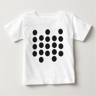 Dot'cha dare! baby T-Shirt