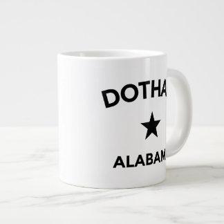 Dothan Alabama Large Mug Jumbo Mug