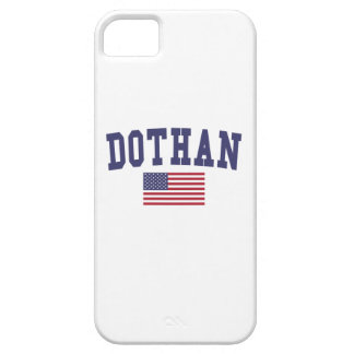 Dothan US Flag iPhone 5 Case